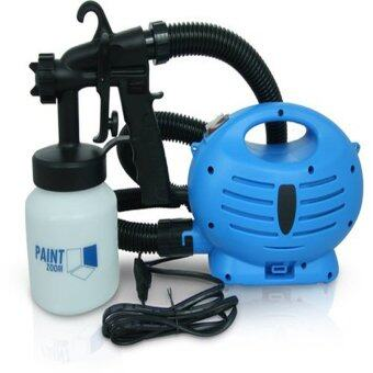 as seen on tv paint spray gun with compressor blue lazada malaysia. Black Bedroom Furniture Sets. Home Design Ideas