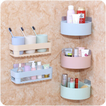 Bonded bathroom washed shelf bathroom shelf