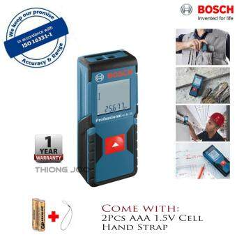 BOSCH Laser Measure GLM30 30m / 100FT Professional Rangefinder c/w Battery (1 Year Warranty)