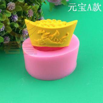 Chinese New Year cake chocolate handmade soap mold silicone Mold