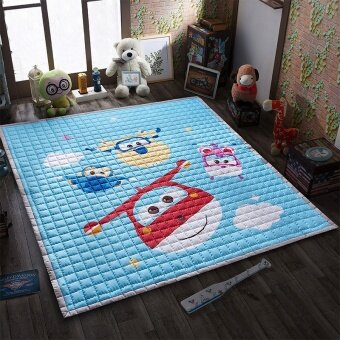 Cotton to increase mats crawling mat
