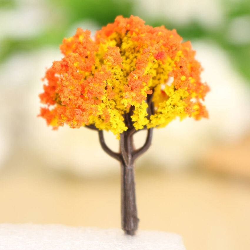 miniature rose ornaments potted plant craft diy decoration