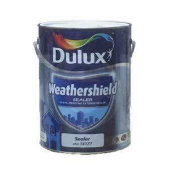 Dulux 18L Weathershield Wall Sealer 18177