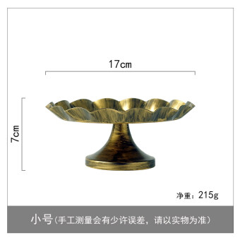 European wedding golden cake stand cake pan wedding props to do theold wrought iron living room fruit plate fruit plate snack tray