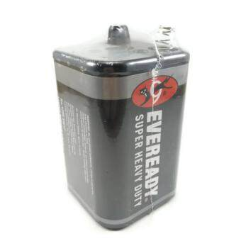 Eveready 6V Battery Super Heavy Duty