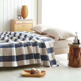 Full Cotton Double Single adult blanket towel is
