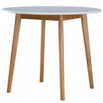 Furniture Direct Fermine Round Dining Table Lazada Malaysia
