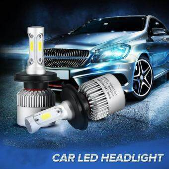 H1 H3 H4 H7 H8 H9 H11 H13 880 881 9004 9005 9006 9007 9012 COB CREELED 72W 8000LM 6500K Auto Car Headlights Kit Driving Bulbs Lamps