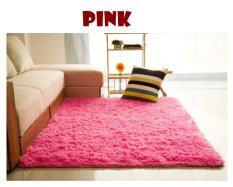 High Quality Premium Living Room Carpet 120 X200 CM PINK