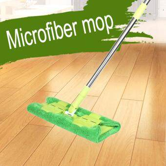 Home Cleaning 360 Degree Rotating Plate Pushing Dust Flat Floor MopTowel Clip