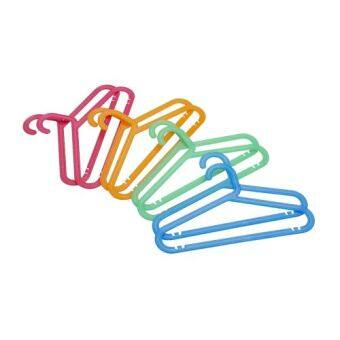 IKEA Chengdu IKEA purchasing Baji Si children's hanger 8 sets ofbaby hanging clothes rack clothing racks