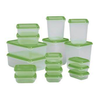 IKEA Pruta - Food Container (Set of 17)