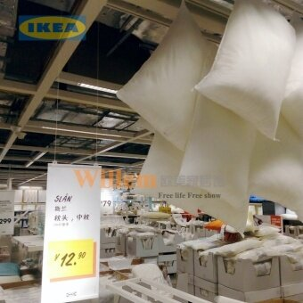 IKEA soft health care can be wash IKEA purchasing supine pillow