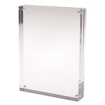 kohi a4 transparent acrylic glass photo frame rectangular