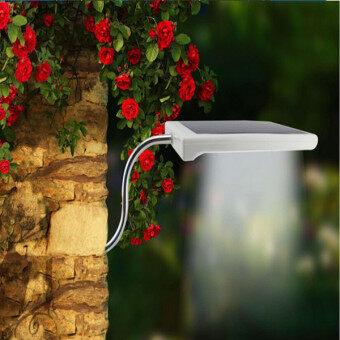Led solar lamps lights sensor waterproof street solar - Led solar jardin ...