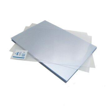 Lucky Star Pvc Cover A3 Rigid Sheet A3 Transparent