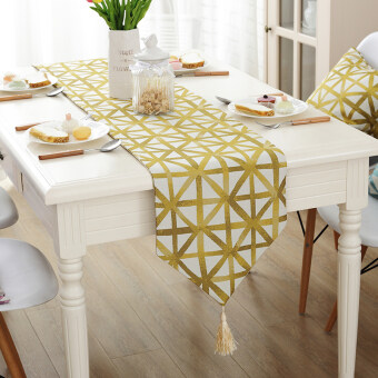 Modern minimalist dining table flag coffee table cover cloth tablecloths