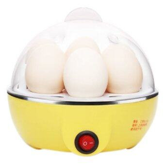 MY-35-01 Multi-Purpose Stainless Steel Electric Egg Cooker &Food Steamer (Random)
