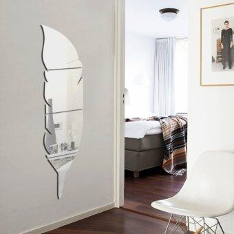 New Removable Home Mirror Wall Stickers Decal Art Vinyl Room DecorDIY