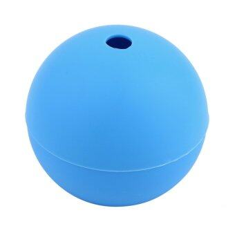 OH 2.5 inch Silicone Ice Ball Maker Mold Sphere Large Tray WhiskeyDIY Mould