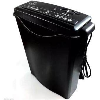 PERSONAL PAPER SHREDDER CUTTER + 5 YEARS WARRANTY