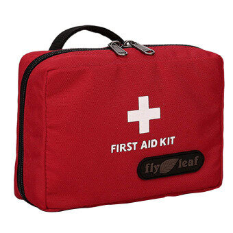 Portable Travel Camping Home Outdoor Empty Medical EmergencySurvival First Aid Kit Bag Waist Bag Pouch Hand Bag Red