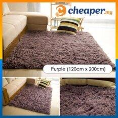Premium Soft Quality Living Room Carpet 35Cm Thick 120cm X 200cm