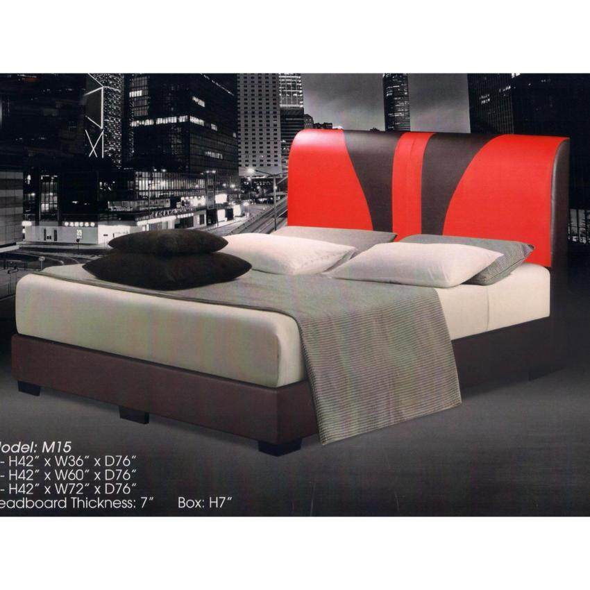 Mf Design Grorious Queen Size Divan Bed Lazada Malaysia