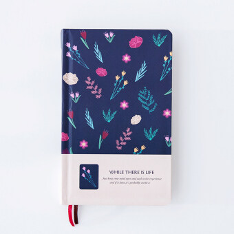 Retro nice color page notebook Korea notepad