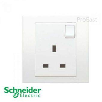 SCHNEIDER VIVACE 1GAN SWITCHED SOCKET