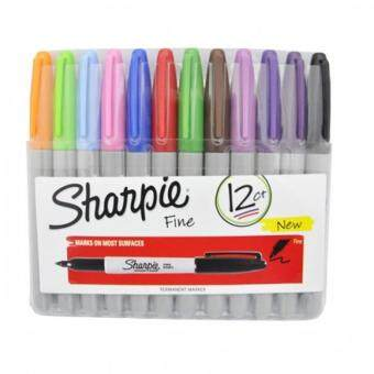 Sharpie Permanent Marker Fine - AP014906 (Item No: A12-04) A1R3B50