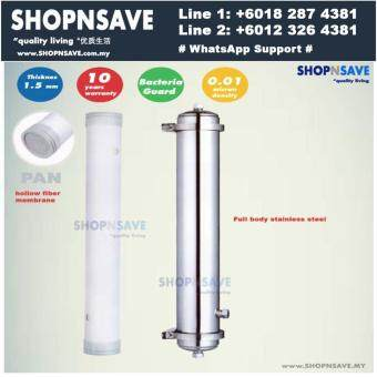 SHOPNSAVE [Free Galcon Timer] UF1000 New Outdoor Ultra Filtration System, Outdoor Water Purifier,UF Membrane Outdoor Master Filter, Water Filter, Uf membrane outdoor filter