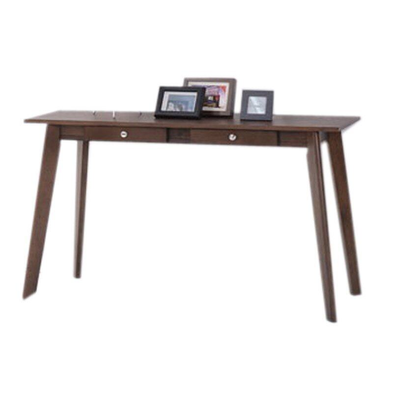1636 wht wooden white console table lazada malaysia for 5 foot console table