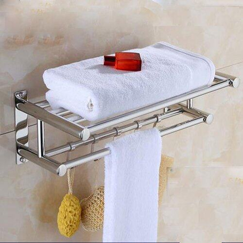 15 Cool Diy Towel Holder Ideas For Your Bathroom 5