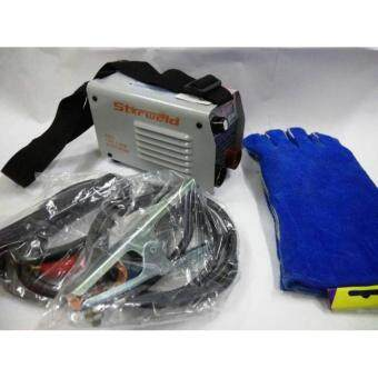 Starweld Mini Welding Machine MMA120G + FREE Welding Gloves