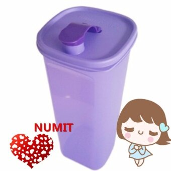 Tupperware Fridge Water Eco Bottle (FREE SHIPPING) COOL Purple 1x2L by NUMIT