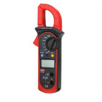 UNI-T UT202A Data Hold 600A DC/AC Voltage AC Current ResistanceDigital Clamp Meters W/ MAX & MIN Mode