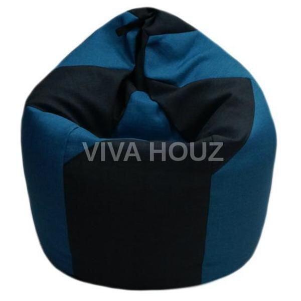 Casa Super Size Bean Bag Sofa Red 2 5kg Lazada Malaysia