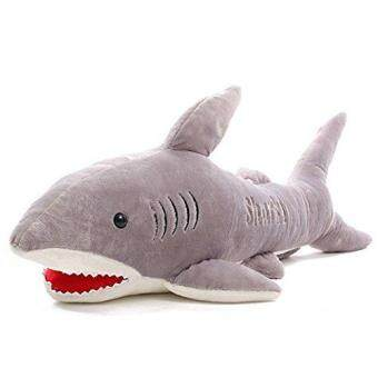 65CM Plush Shark Toys Creative Sharks Doll Pillow Cute Jaws dollShark stuffed toys pillow