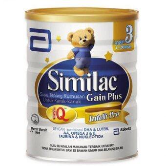 Abbott similac gain plus intelli pro step 3 1 3 years 1 for Abbott california cuisine