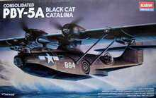 Advantest America pby-5a assembled airplane model