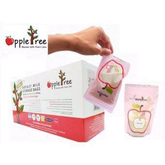Apple Tree Breastmilk Storage Bag (100pcs) 8oz*