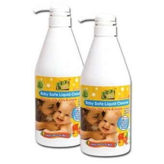 Bumble Bee Baby Safe Liquid Cleanser 750ml (Twin Pack)
