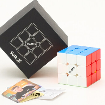 Cube grid valk3 three order cube Game 3-order cube Mai god waterblue Limited Edition 3-order cube