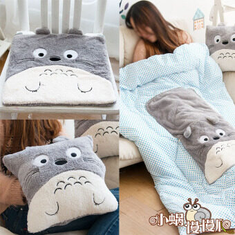 Cute Dual Use hand warmers Totoro