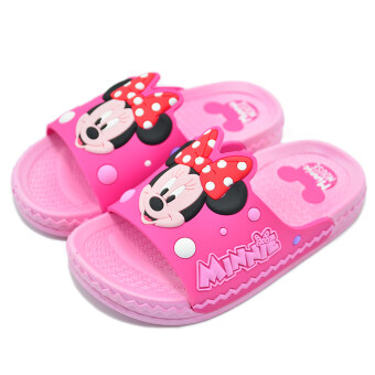 Disney summer boy's girls children's non-slip sandals and slippers