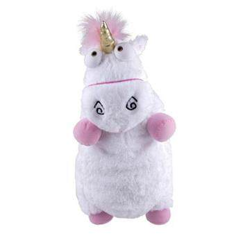 DSstyles Despicable Me `It`s So Fluffy` Agnus the Unicorn 22` PlushPillow Doll