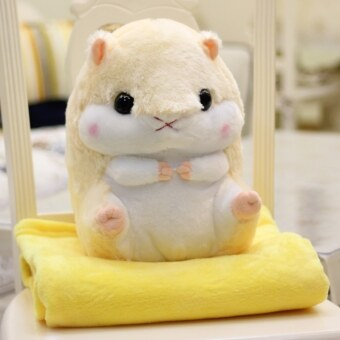 Hamster blanket birthday doll cloth doll