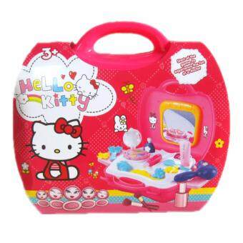 Hello Kitty Cosmetic Bag Playsets (23pcs)