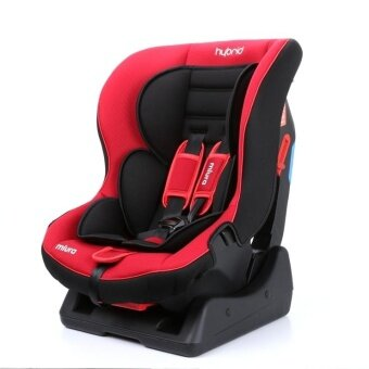 Hybrid Miura Convertible Car Seat Red